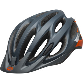 Bell Traverse Pyöräilykypärä, speed matte slate/dark gray/orange